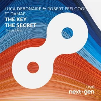 Luca Debonaire & Robert Feelgood & Damae - The Key The Secret